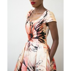 Makado Dress