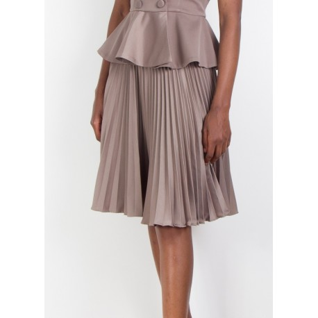 Romina Pleated Skirt